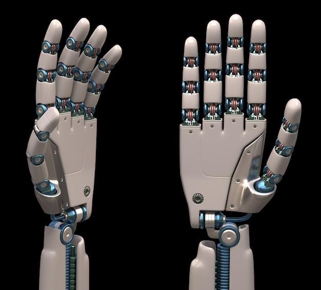 Mains robotiques