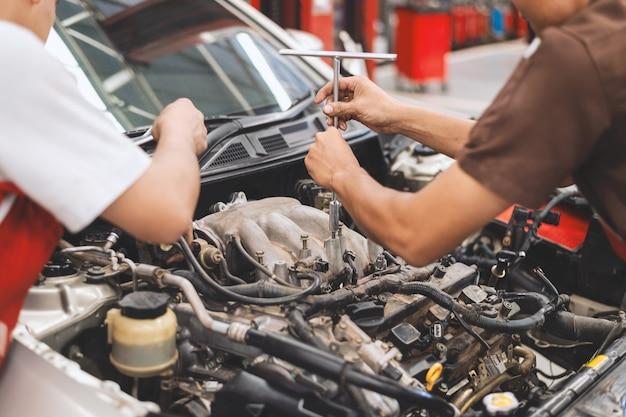 Maintenance mécanique