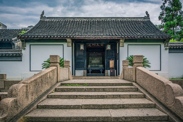 Maison ancienne chinoise