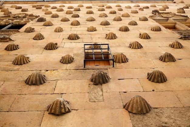Maison coquille casa de las conchas salamanque