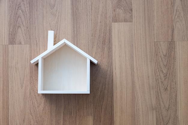 Maison douce maison copie espace maison faite main maison symbole en forme