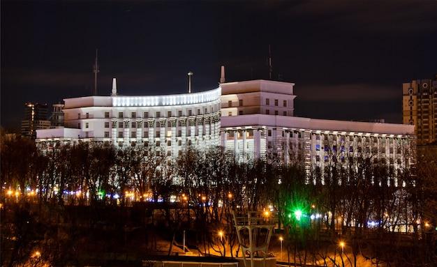 Maison du gouvernement de l'ukraine