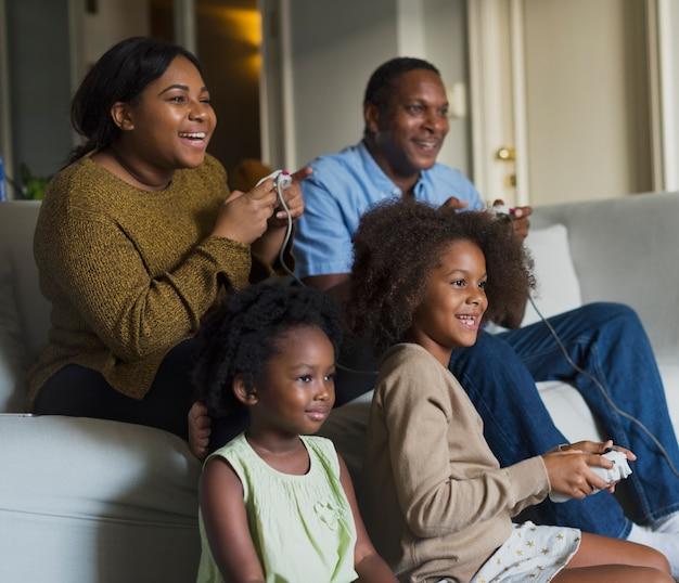 Maison de famille de descendance africaine