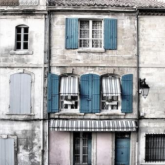 Maison provence cote europe france bâtiment