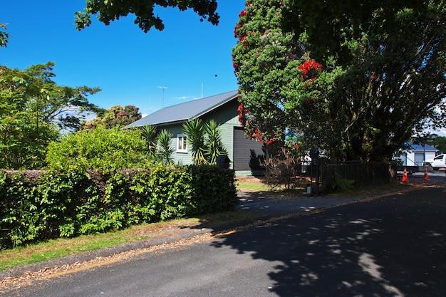 Maison à rotorua, nouvelle zélande