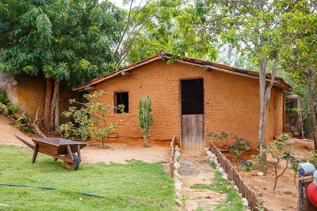 Maison taipa dans le nord-est