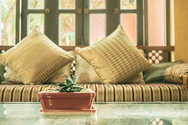 Maison de tapis salon canapé couleur