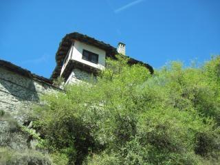 Maison traditionnelle bulgare