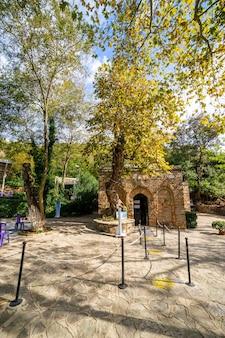 La maison de la vierge marie en turquie