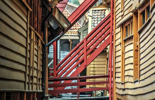 Maisons en bois en norvège