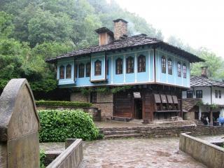 Maisons bulgares de l'e cent e fin