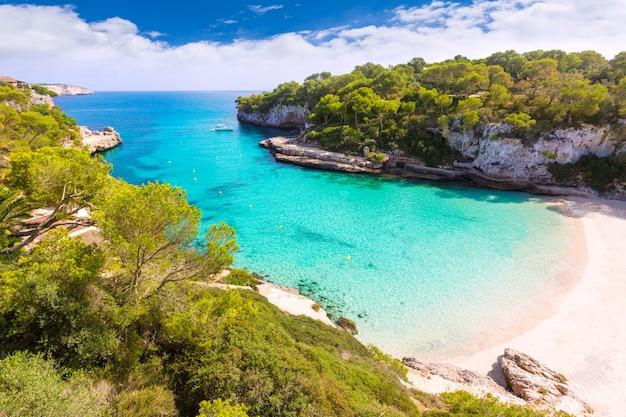 Majorque cala llombards plage santanyi à majorque