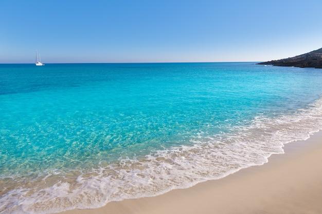 Majorque cala mesquida plage à majorque baléares