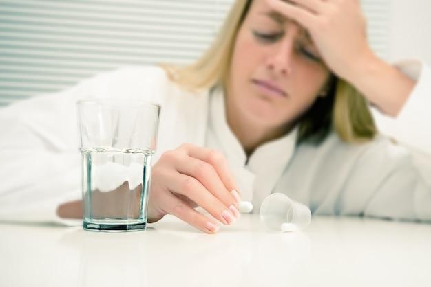 Mal de crâne