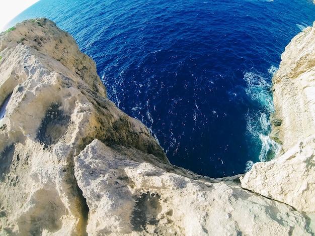 Malte photographie aérienne
