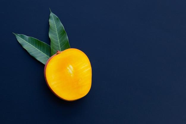Mangue aux fruits tropicaux