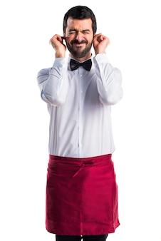 Mannequin homme uniforme uniforme exécutif