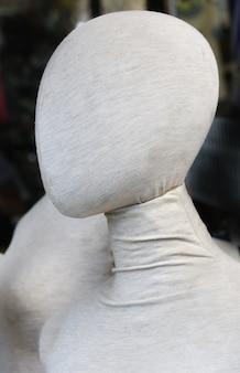 Mannequins de vinaigrette, centre commercial