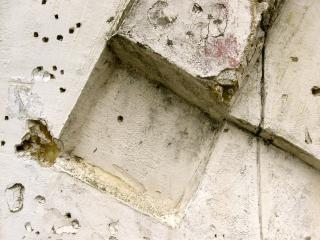 Manquantes, le ciment