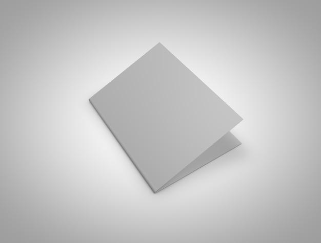 Maquette de couverture de fichier