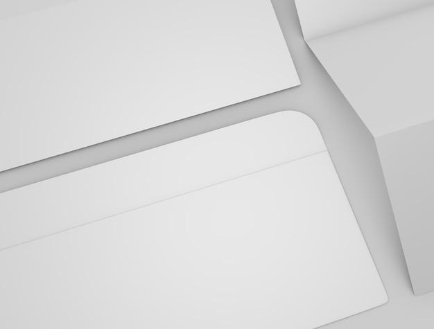 Maquette d'enveloppe 3d