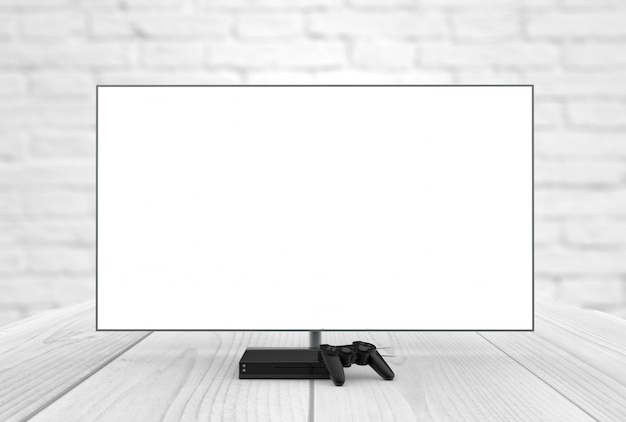 Maquette de jeu vidéo