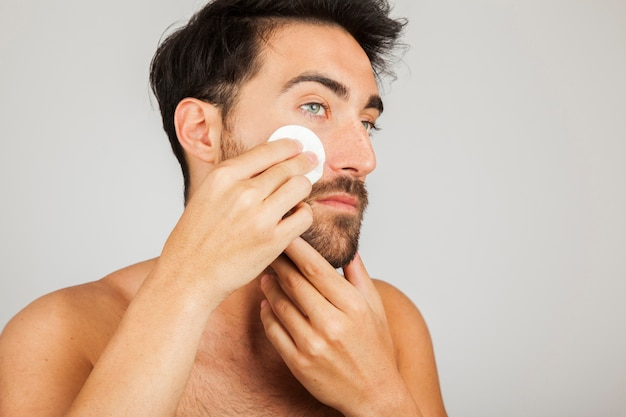 Maquillage masculin