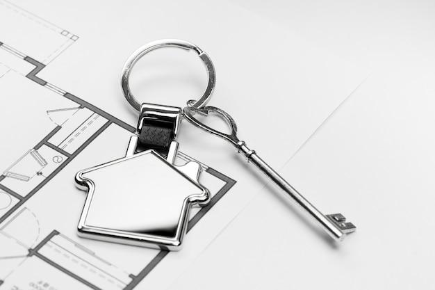 Marché immobilier clé pour acheter ou louer une maison