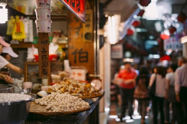 Marché taïwanais