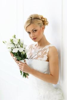 Mariage. belle mariée