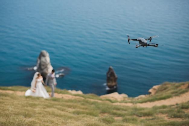 Mariage de drone