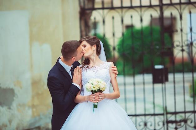 Mariage à lwow, lviv, lemberg, léopolis