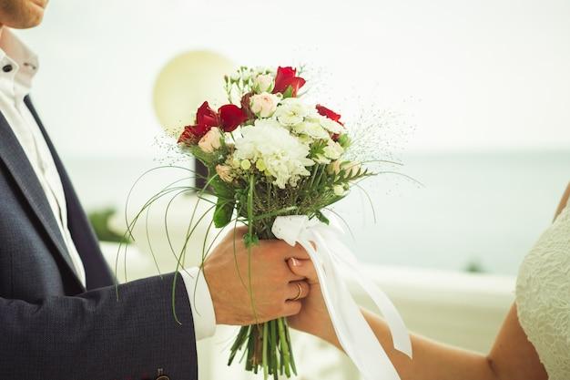 Mariage, mariée, marié