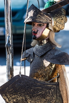 Marionnette sicilienne à vendre, sicile