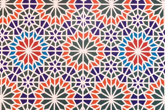 Maroc tuiles fond