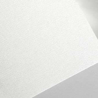 Marque de gros plan de matière blanche abstraite