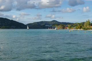 Martinique vacances, plage