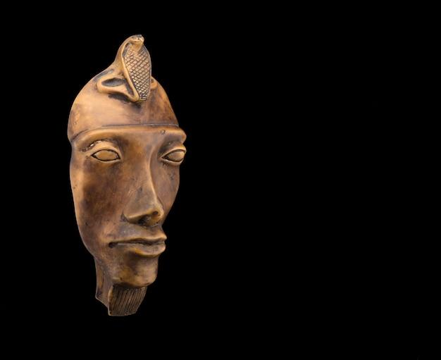 Masque de pharaon égyptien