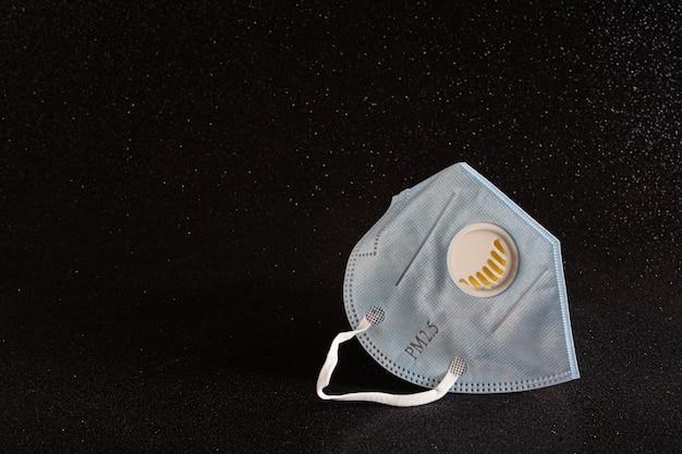 Masque de protection contre covid19 et pm 2.5.