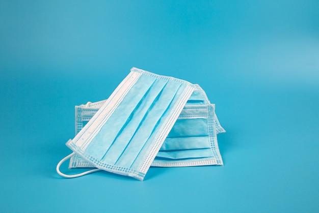 Masque de protection contre les germes covid-19 utilisé pour la protection contre l'apparition du coronavirus ou la protection covid-19 et pm2.5.