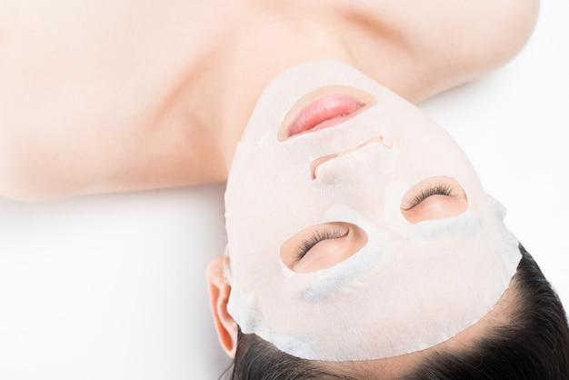 Masque de spa