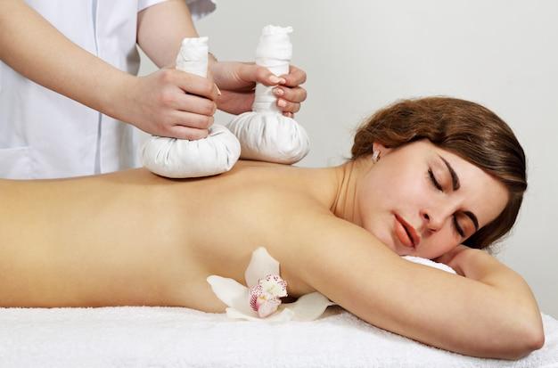 Massage thai ball