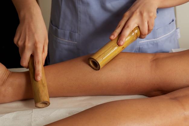 Massage thaïlandais relaxant