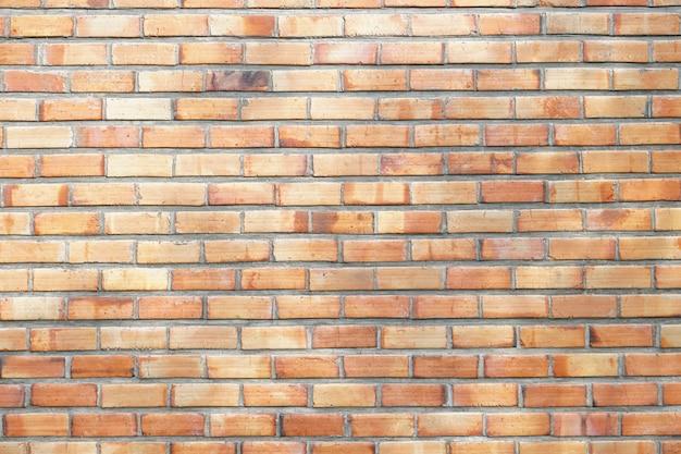Matériau de fond de texture de mur de brique de la construction de l'industrie