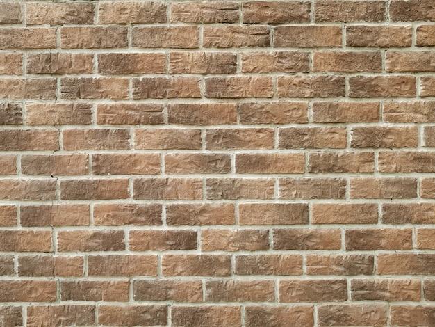 Matériau de fond de texture de mur de brique construction industrielle