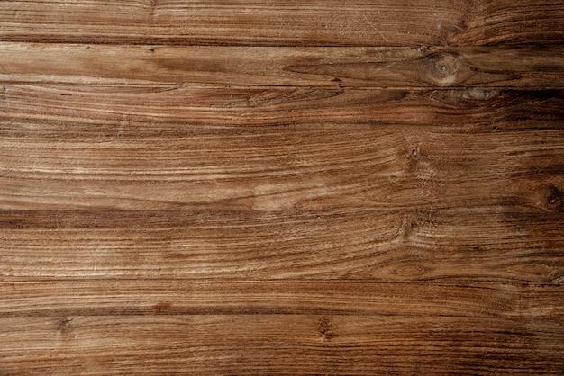 Matériau de fond texturé de planche de bois