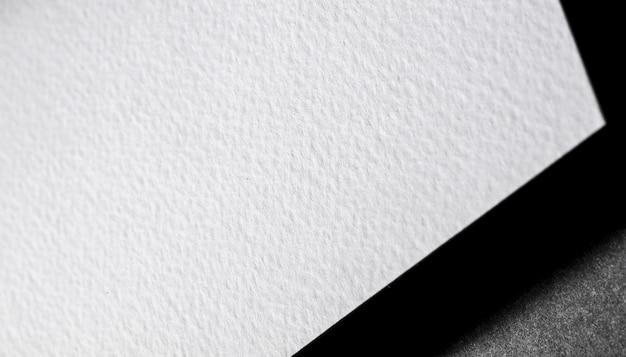 Matériau texturé en gros plan de marque