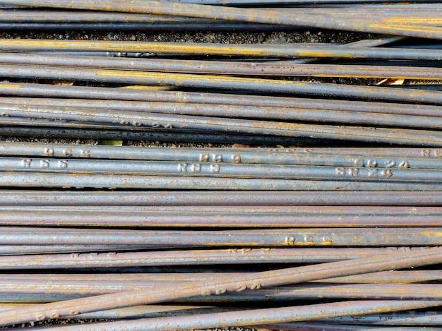 Matériaux de construction, barre d'acier pour la construction