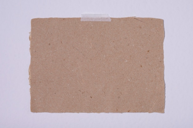 Matériel de papier vue de dessus