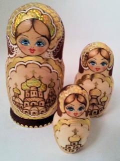Matryoshka poupées